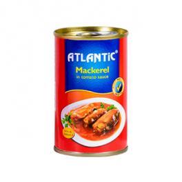 ATLANTIC Mackerel in Tomato Sauce