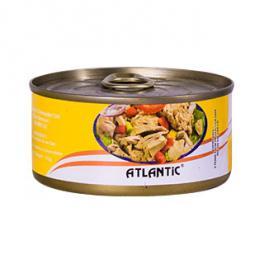 ATLANTIC Tuna in Vegetable Oil