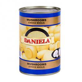 DANIELA Whole Mushrooms