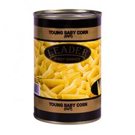 LEADER Baby/Young Corn Cut