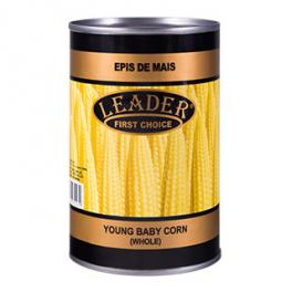 Leader Baby/Young Corn Whole